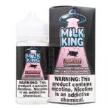 Milk King - Strawberry E-liquid 120ml Shortfill